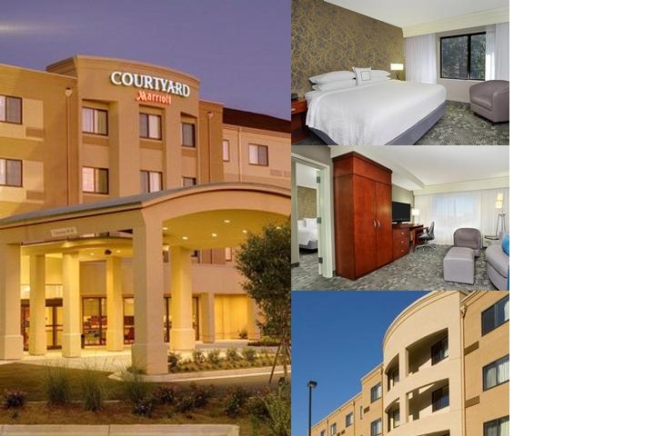 Courtyard by Marriott Airport West photo collage