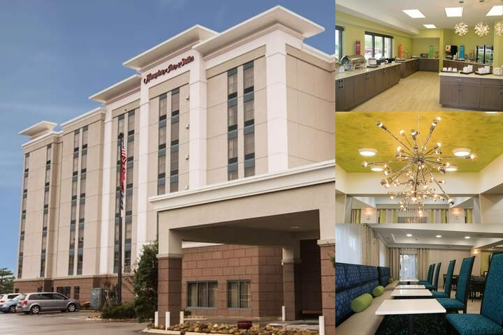 Hampton Inn & Suites Nashville / Airport photo collage