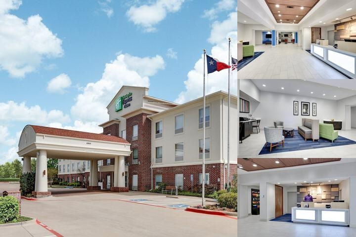 Holiday Inn Express Cleburne Hotel Entrance