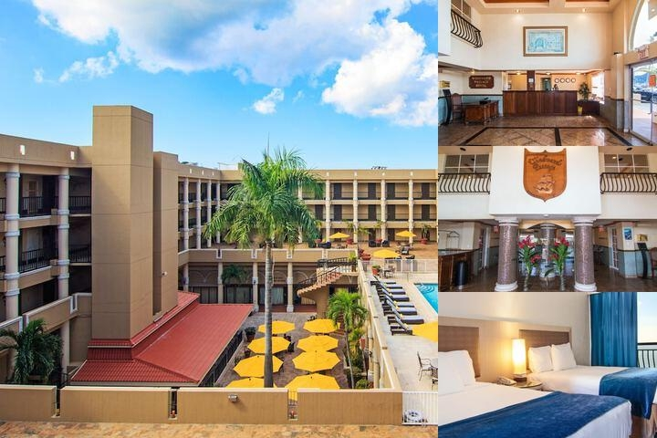Windward Passage Hotel photo collage