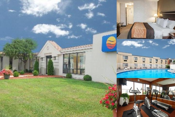 Comfort Inn Seekonk photo collage