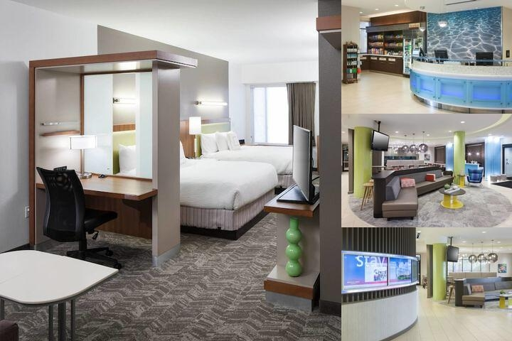 Springhill Suites Orlando at Seaworld photo collage