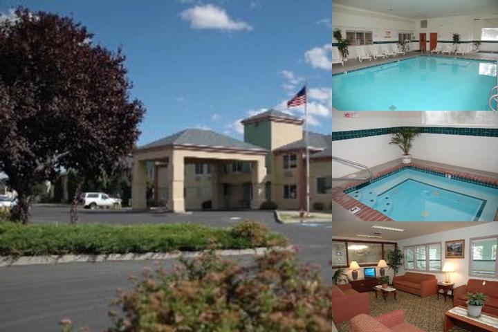 Americas Best Value Sandman Inn photo collage