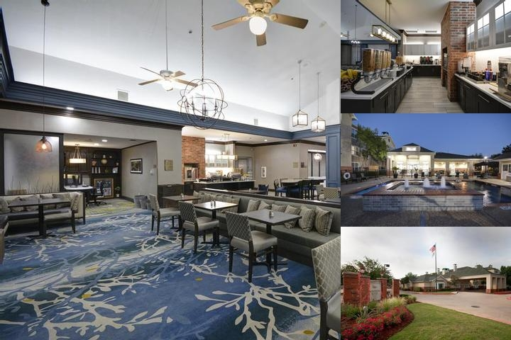 Homewood Suites by Hilton Lewisville photo collage