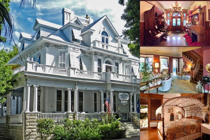Curry Mansion Inn photo collage