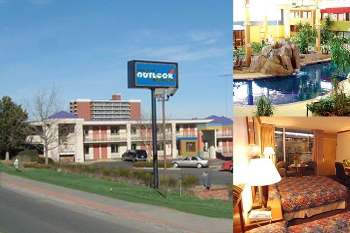 Boulder Outlook Hotel & Suites photo collage
