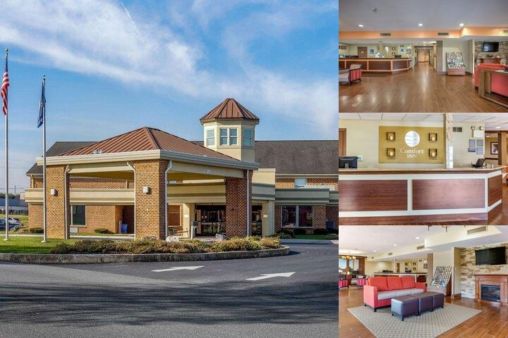 Comfort Inn Lancaster Rockvale Outlets (Formerly H photo collage