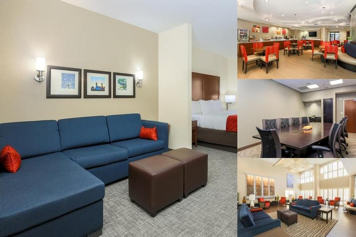 Comfort Suites Dfw Airport North photo collage