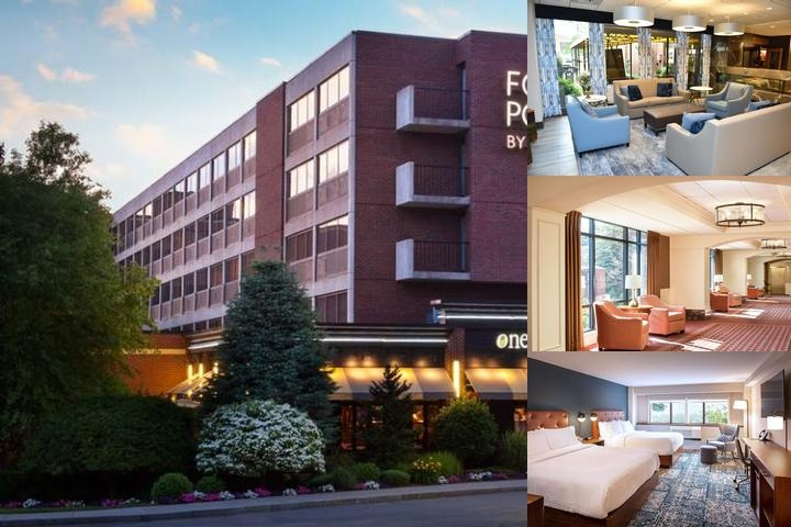 Four Points by Sheraton Norwood photo collage