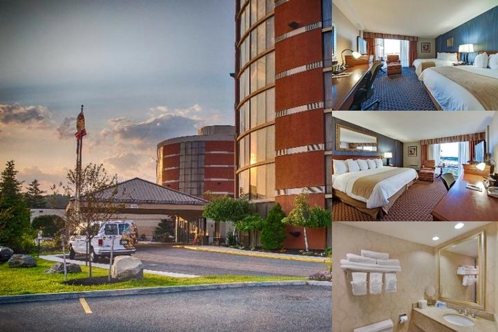 Doubletree by Hilton Portland Maine photo collage