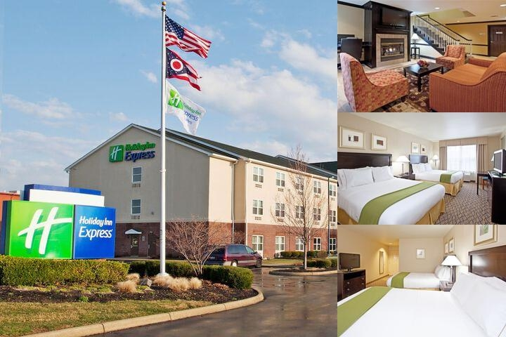 Holiday Inn Express & Suites Columbus East photo collage