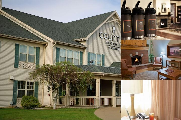 Country Inn & Suites / Stockton Ill photo collage