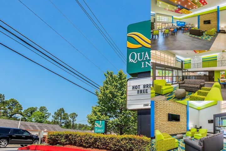 Quality Inn Northeast photo collage