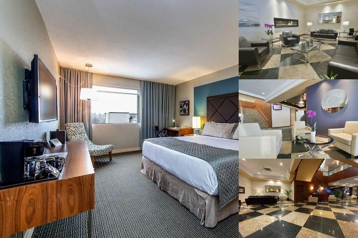 Hotel Universel Montreal photo collage