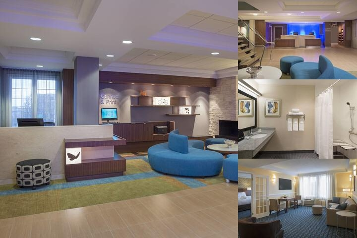 Fairfield Inn & Suites by Marriott Ottawa Kanata photo collage