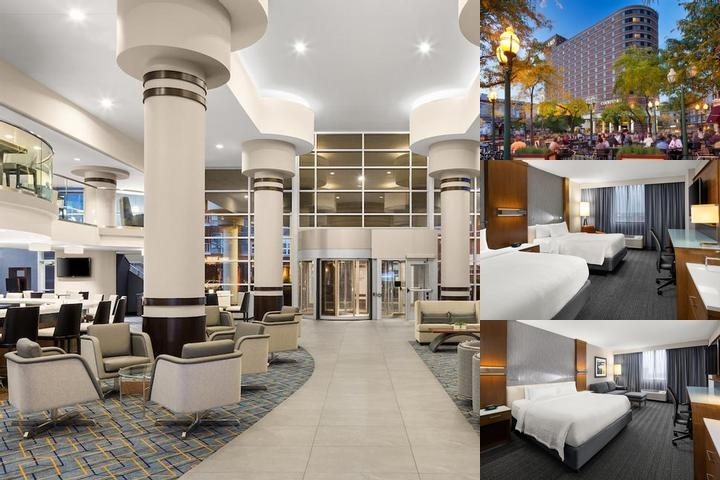 Courtyard by Marriott Minneapolis Downtown photo collage