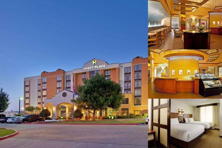 Hyatt Place Dallas / Arlington photo collage