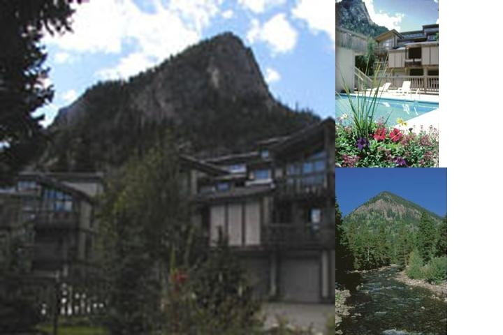 Wildernest Lodging photo collage
