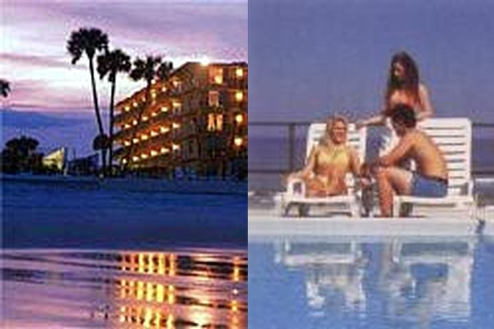 Americas Best Value Inn Oceanfront photo collage