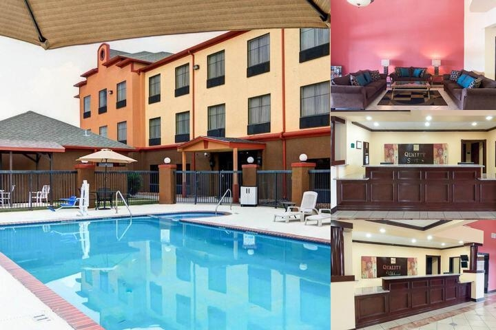 Quality Suites Intercontinental Airport West photo collage