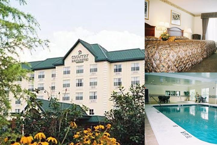 Country Inn & Suites Gwinnette Place photo collage