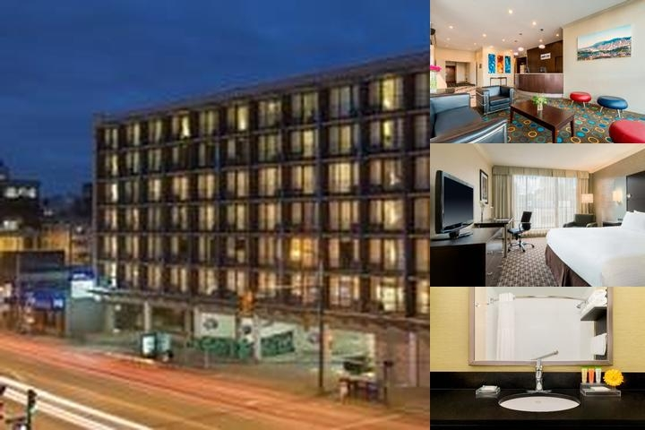 Park Inn & Suites by Radisson on Broadway photo collage