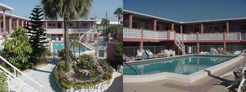 Holiday Isles Resort photo collage