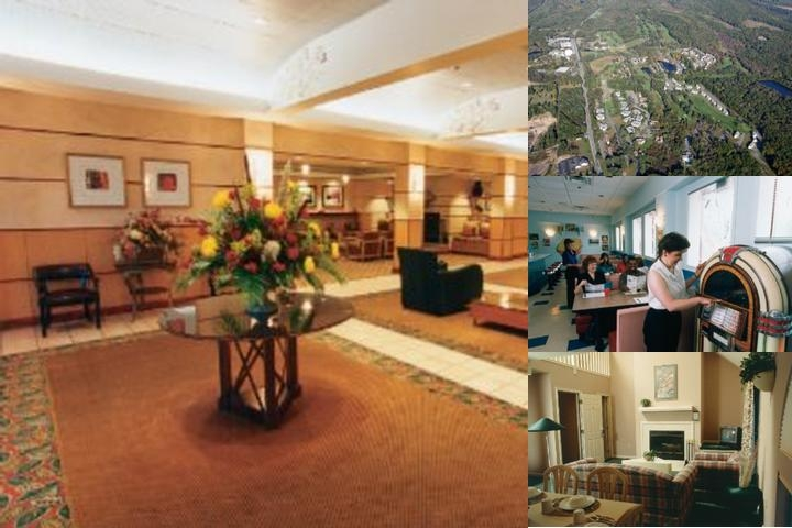 Fernwood Resort photo collage