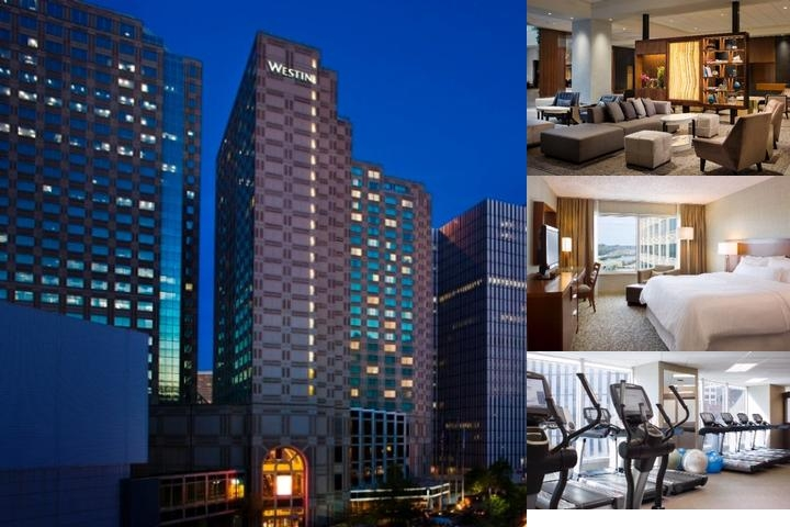 The Westin Convention Center Pittsburgh photo collage