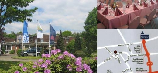 City Partner Hotel Am Schlosspark photo collage