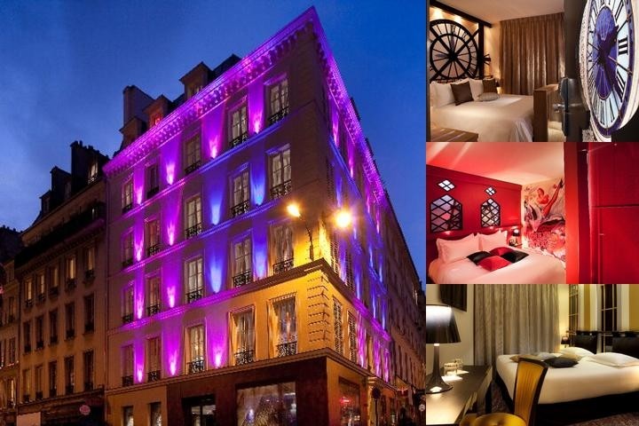 Design hotel secret de paris 2 rue de parme paris 75009 for Hotel secret paris