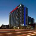 Exterior of Aloft Hotel Perth