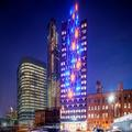 Exterior of Aloft Long Island City Manhattan View