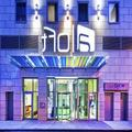 Exterior of Aloft Manhattan Downtown Financial District