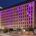 Exterior of Aloft Orlando Downtown