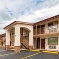 Exterior of Americas Best Value Inn Buffalo Tx