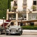 Exterior of Arc De Triomphe by Residence Hotels