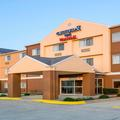 Exterior of Ashland Fairfield Inn by Marriott