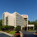 Exterior of Atlanta Marriott Peachtree Corners