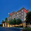 Exterior of Austin Marriott South