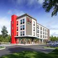 Exterior of Avid Hotel Roseville Minneapolis North