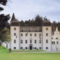 Exterior of Barony Castle Hotel