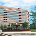 Exterior of Bethesda Marriott Suites