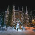 Exterior of Blackcomb Springs Suites