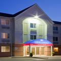 Exterior of Candlewood Suites