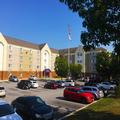 Exterior of Candlewood Suites Baltimore Bwi