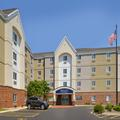Exterior of Candlewood Suites Bloomington