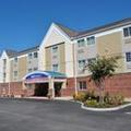 Exterior of Candlewood Suites Colonial Heights Ft. Lee