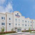 Exterior of Candlewood Suites Elgin