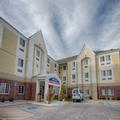 Exterior of Candlewood Suites Fargo at Ndsu